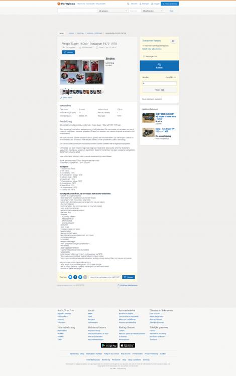 Screenshot_2019-05-09 ≥ Vespa Super 150cc - Bouwjaar 1972-1978 - Motoren Oldtimers - Marktplaats nl.png